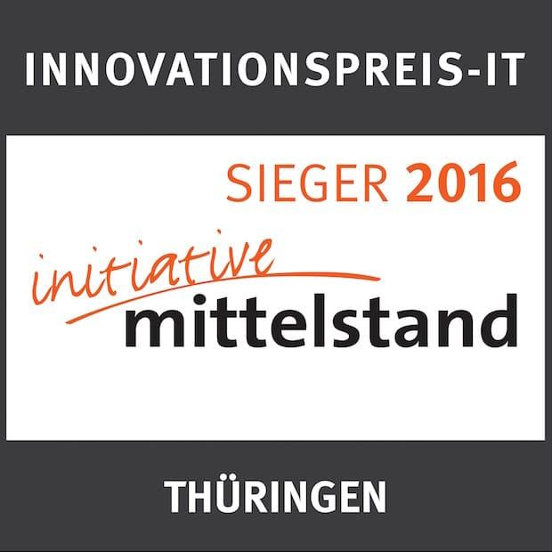 Photo of INNOVATIONSPREIS-IT 2016: Siegerpokal Thüringen geht an TAF mobile GmbH