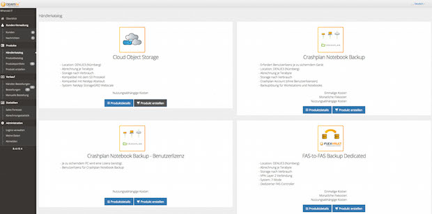 Photo of teamix und NetApp kündigen Cloud-Portal für hochverfügbare Backups und schnelle Storage-Provisionierung an