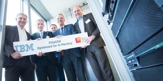 Photo of HPI erhält Promotionsstipendien und neuen Hochleistungsrechner von IBM