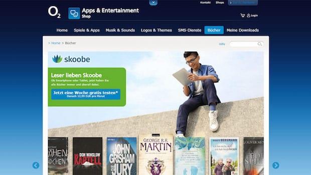 Photo of Leseratten aufgepasst – jetzt gratis testen: Die Skoobe e-Book Flatrate von o2