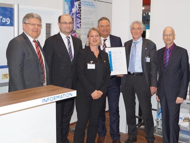 Photo of DQS zertifiziert erste deutsche Kommune nach ISIS12