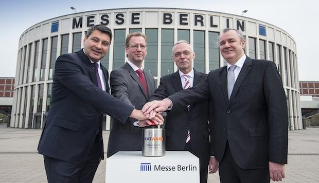Photo of Messe Berlin startet Warn- und Informationssystem KATWARN