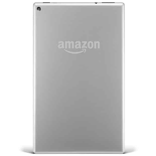 Photo of Aluminium-Gehäuse und mehr Speicher für das Amazon-Tablet Fire HD 10