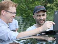 Vernetzte Fahrzeuge treffen auf Kommunikationstechnologie der nächsten Generation