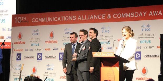 """NetComm Wireless erhält die neue ACOMM-Auszeichnung """"IoT Innovator"""""""