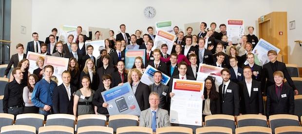 Photo of HPI-Bachelorpodium: Studenten präsentieren 14 innovative IT-Projekte
