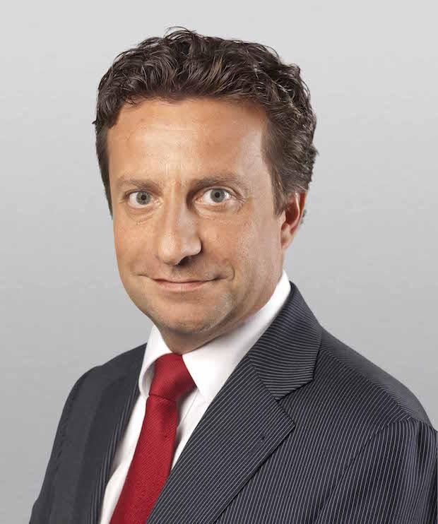 Photo of Marc Betgem zum Vertriebsvorstand der COMPAREX AG berufen