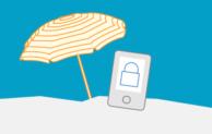 Sicher durch den Sommer: So werden Smartphone und Tablet fit für den Urlaub