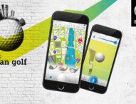 "Neue Mixed Reality App ""smart urban golf"" bringt Stadt-Golf aufs Handy"
