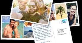 Persönliche Urlaubsgrüße mit MyPostcard versenden