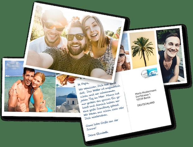 Photo of Persönliche Urlaubsgrüße mit MyPostcard versenden