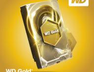 Western Digital erweitert Kapazitäten der WD Gold Festplatten um 25 Prozent
