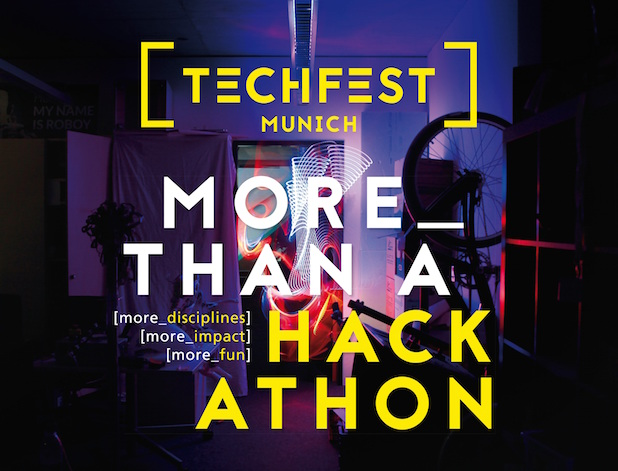 Photo of TECHFEST MUNICH – More than a Hackathon