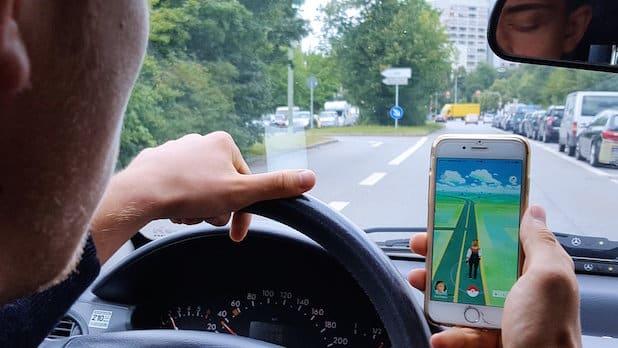Photo of Pokémon Go – kein Spiel für den Straßenverkehr