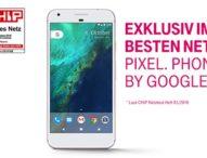 Ab Oktober 2016: Pixel, das neue Smartphone von Google exklusiv bei der Telekom