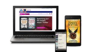 Über eine Million Bücher vom Topseller bis Lieblingsroman: ALDI life eBooks startet am 20. Oktober