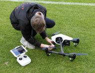 Erstes Fußballstadion testet Tracking-Systeme gegen Drohnenangriffe