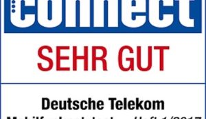 connect erklärt Telekom Mobilfunknetz zum Testsieger