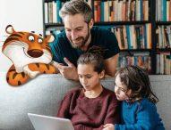 Kindgerechte Tablets eröffnen den Zugang zu einem abgesicherten Erlebnisbereich