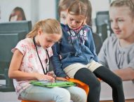 Kinder fit machen für die digitale Welt