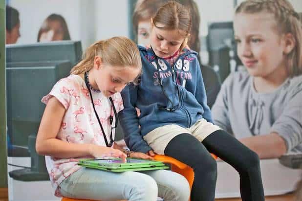 Photo of Kinder fit machen für die digitale Welt