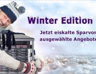 """EUserv bietet Server und Online-Speicher als limitierte """"Winter Edition 2017"""""""