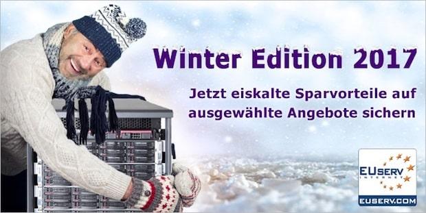 """Photo of EUserv bietet Server und Online-Speicher als limitierte """"Winter Edition 2017"""""""