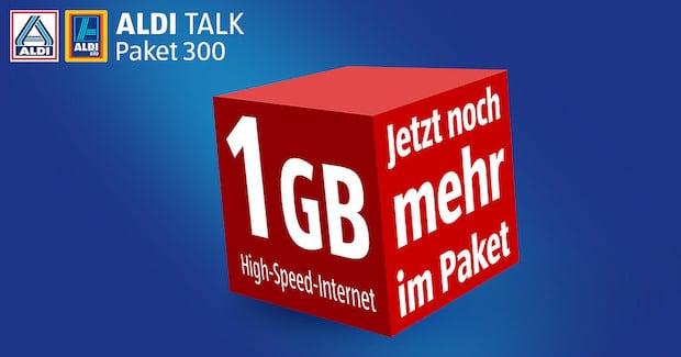Photo of Jetzt noch mehr High-Speed-Internet im Paket: ALDI TALK erhöht Datenvolumen im ALDI TALK Paket 300