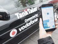 Vodafone und TankTaler machen jedes Auto zum Connected Car