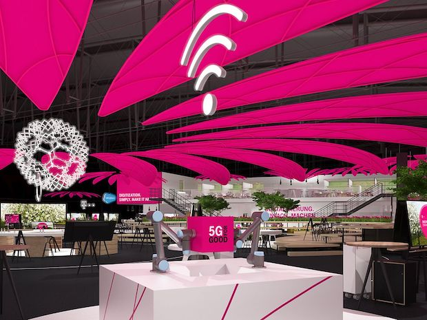 """Photo of CeBIT 2017: Deutsche Telekom gibt mit """"Digitalisierung. Einfach. Machen."""" die Richtung vor"""