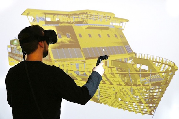 Photo of CeBIT 2017: Virtual Reality als neues Potential für Industrie 4.0