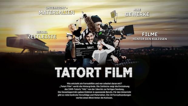 """Photo of """"Tatort Film"""": neues Angebot für die Filmbildung in der Schule"""
