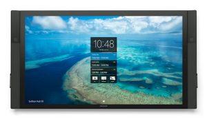 Windows 10 Creators Update für Surface Hub verfügbar