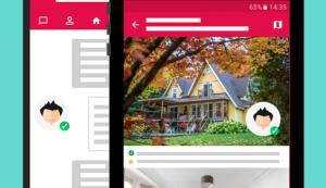 Mit der mobilen App von GuestToGuest wird  Haustausch so einfach wie nie