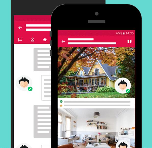 Photo of Mit der mobilen App von GuestToGuest wird  Haustausch so einfach wie nie