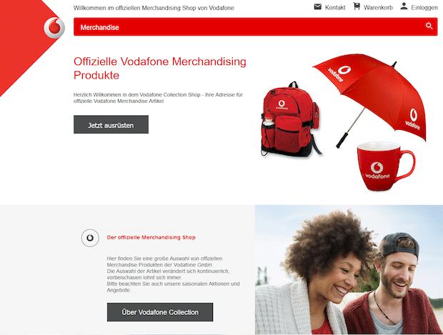 Photo of Vodafone lässt durch CosmoShop neuen B2B-Werbemittelshop realisieren