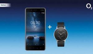 Das neue Nokia 8 mit gratis Steel Smartwatch