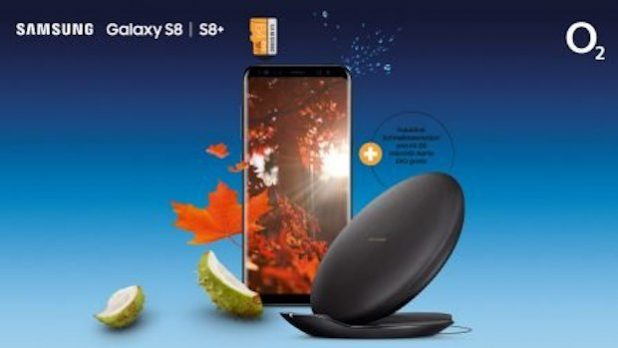 Das Samsung Galaxy S8 im Komplettpaket