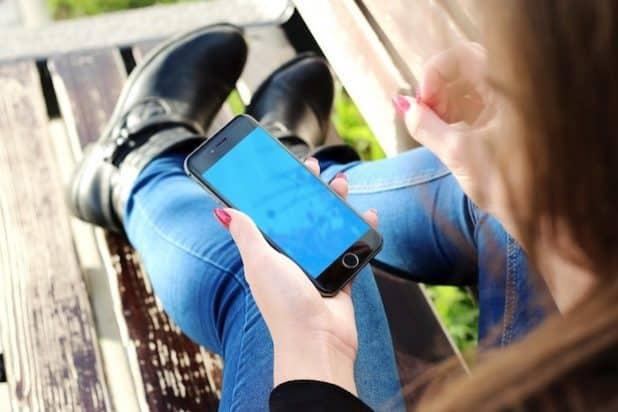 Smartphone-Sucht
