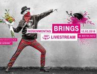 Rosenmontag in 360 Grad: Telekom präsentiert Brings und Querbeat im Kölner Karneval