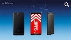 Vorverkaufsstart: Das Huawei P Smart bei O2 und Blau