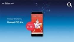 Preis-Hit bei O2 mit dem Huawei P10 lite