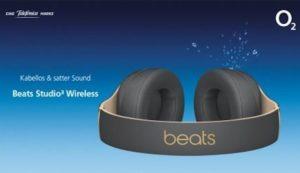 Die brandneuen Beats Studio³ Wireless jetzt bei O2