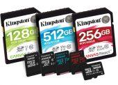 """Kingston Digital stellt die neue Speicherkarten-Familie """"Canvas"""" vor"""