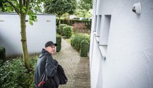 Videoüberwachung zum Schutz von Garten und Terrasse
