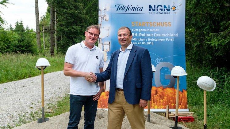 Photo of Telefónica Deutschland startet umfangreiche Glasfaser-Kooperation mit NGN FIBER NETWORK