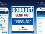 """""""Mein O2″-App überzeugt mit der Gesamtnote """"sehr gut"""""""