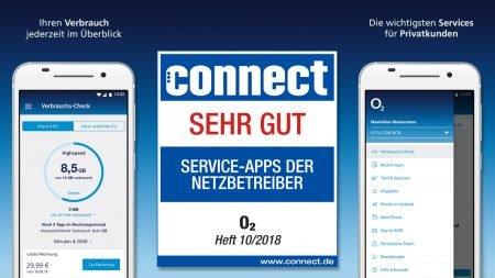 """Photo of """"Mein O2″-App überzeugt mit der Gesamtnote """"sehr gut"""""""