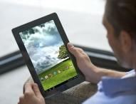 Das Web – auf dem Tablet serviert