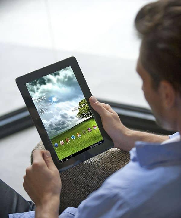 Photo of Das Web – auf dem Tablet serviert